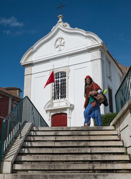 Church at Alfama