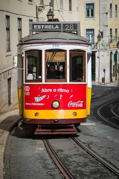 Tram 28, Lisboa