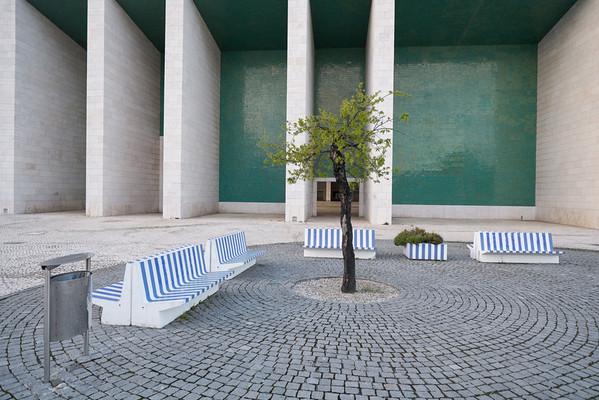 Expo 98, Portugese pavillion