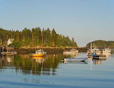 Cutler Maine Harbor