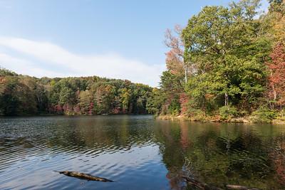 Rose Lake Hocking Hills State Park