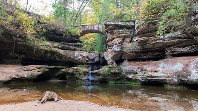Upper Falls Old Mans Cave