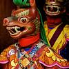 GOMKOPRA TSHECHU CHAM DANCERS