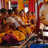 BHUTAN MONASTERY, PRAYER SERVICE