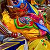 CHAM DANCER, GOMKORA TSHECHU