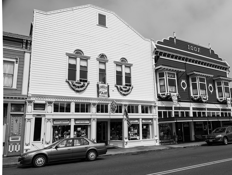 STORE FRONT I, FERNDALE