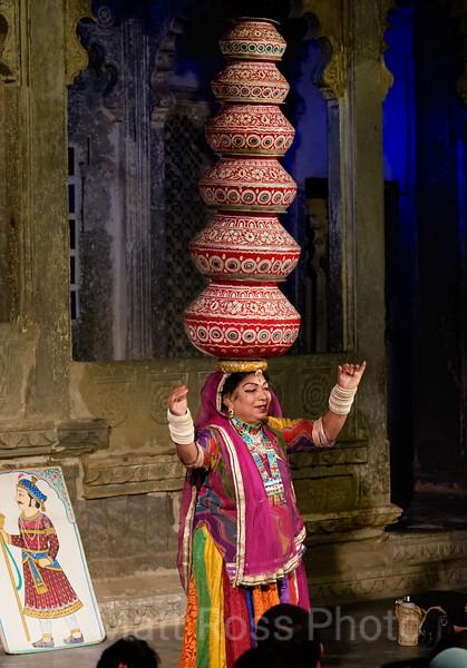INDIAN KATHPUTLI (PUPPETRY)