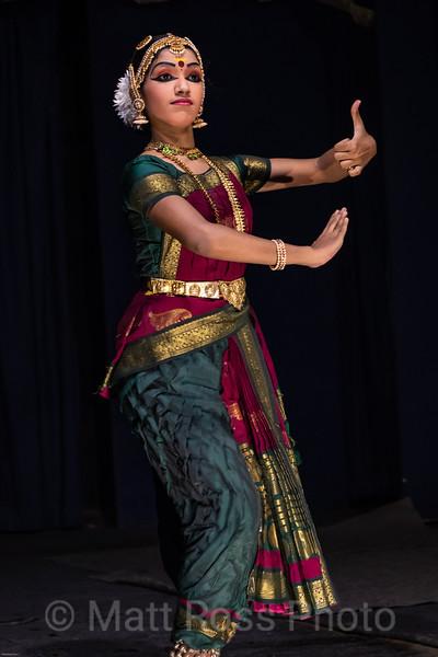 INDIAN DANCER, KEREALA, II