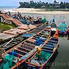 FISHING BOATS, KERALA I