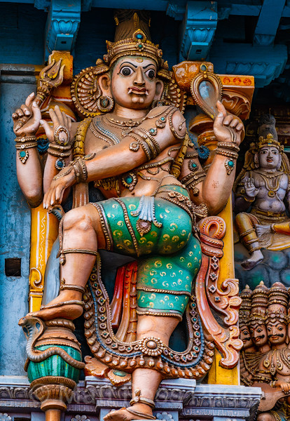LORD SHIVA, THE DESTROYER (AND CREATOR)