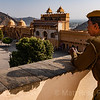 WATCHING OVER THE AMBER FORT, JAIPUR