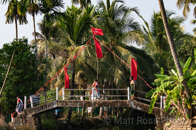 THE RED FLAG STILL FLIES OVER KERALA