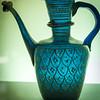 ANTIQUE GLASS VASE, GLASSWARE AND CERAMIC MUSEUM, OF IRAN