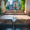 alhambra gardens, III