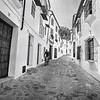 COBBLE STONE STREET, GRAZALEMA