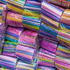 STRAW BAGS, BANGKOK MARKET