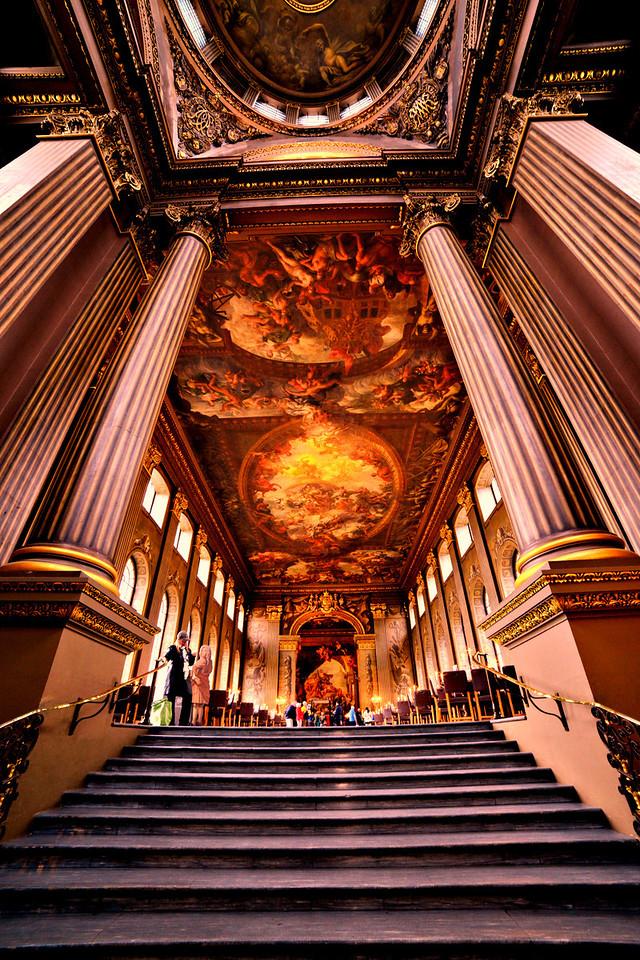 Painted Hall - University of Greenwich London