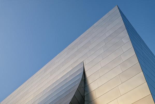 Walt Disney Concert Hall, Los Angeles - a Frank Gehry building