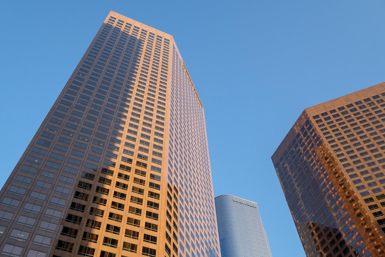 Los Angeles highrises