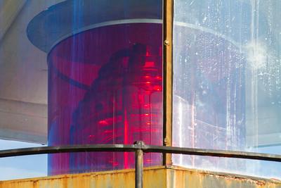 Bass Harbor Light Station Lens IMG_7219