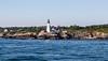 Casco Bay; Maine; Portland; Portland Harbor; Portland Head Light; USA