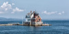 Maine; Rockland; Rockland Break Water Light; USA