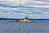 Cuckolds Lighthouse; Maine; USA