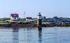 Maine; Rams Island Ledge Light; USA