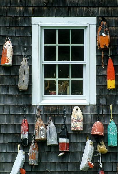 Buoys and Window