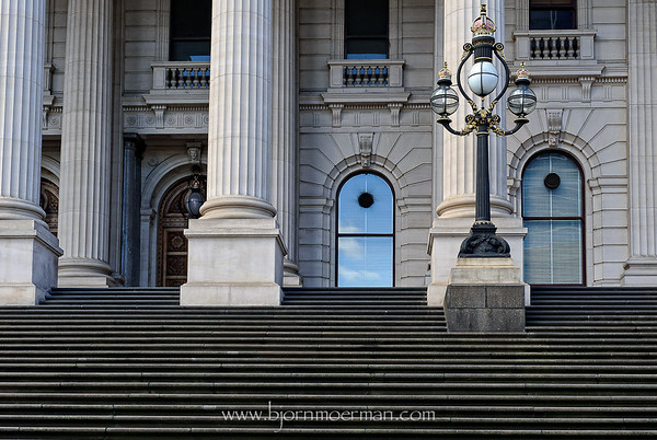 Parliament of Victoria, Melbourne