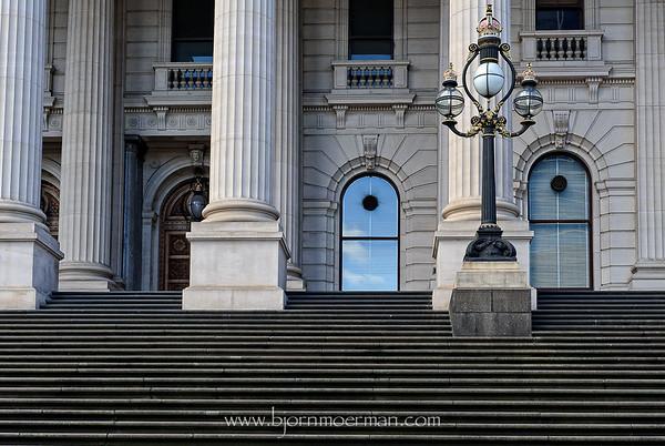 Parliament of Victoria, Melbourne