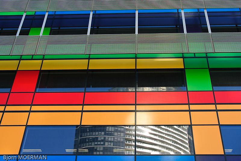 NAB Building, Melbourne, Australia