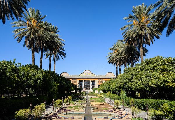 Naranjestan Garden in Shiraz
