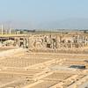 Ancient ruins of Persepolis