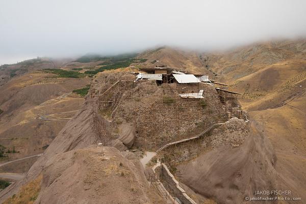 Alamaut Castle, Iran