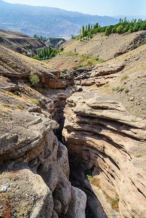 Erosionslandschaften