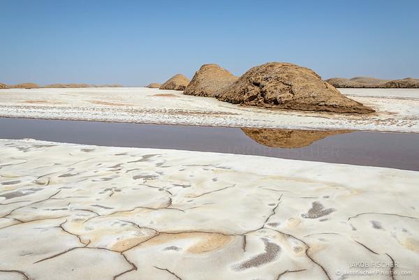 Kalut, Dasht-e-Lut desert