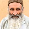Elderly man in Yazd, Iran