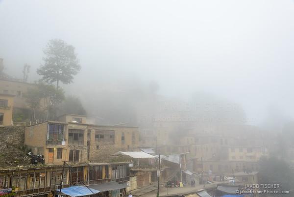 Masouleh in the fog