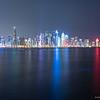Skyline of Qatar