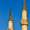 Mosques Minarette
