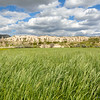 National park of Cappadocia, Turkey