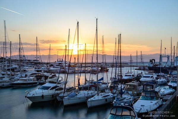 Çeşme harbour