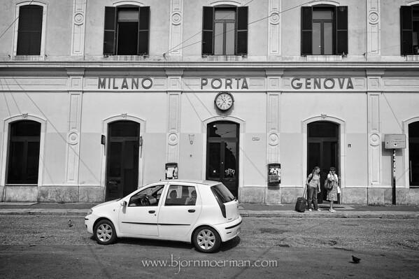 Milano Porta Genova station