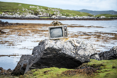 What's on Telly? - North Uist, Scotland