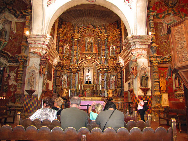 Mission San Xavier del Bac, near Tucson, Arizona (22)