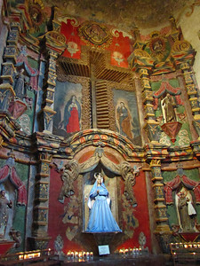 Mission San Xavier del Bac, near Tucson, Arizona (31)