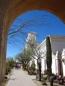 Mission San Xavier del Bac, near Tucson, Arizona (7)