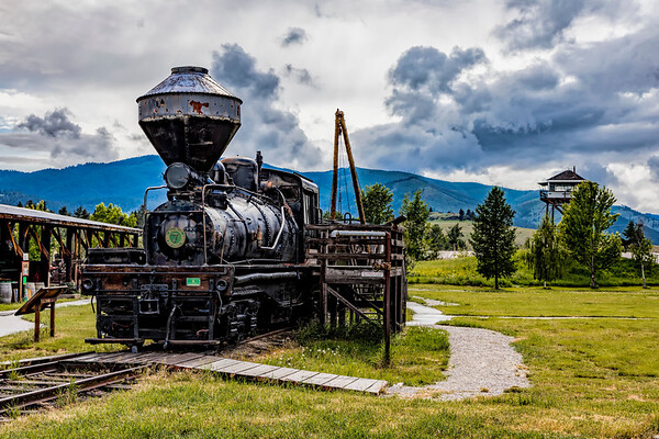 Montana; USA; Missoula; Fort Missoula