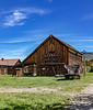 Montana; USA; Nevada City